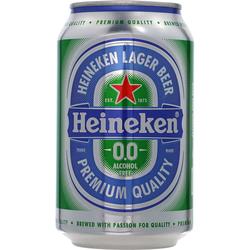 Heineken 0,0 Alkoholfrei 24x0,33 ltr.