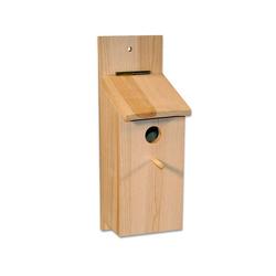 Kerbl Vogelhaus Sebstbauset Vogelhaus Nistkasten Meisenhaus für Kleinvögel