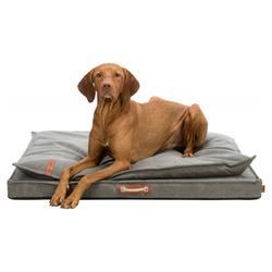 Trixie BE NORDIC Matratze Föhr dunkelgrau für Hunde, Maße: 80 x 60 cm