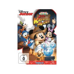 Micky Maus Wunderhaus - Die Jagd nach dem Kristall-Micky DVD
