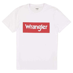 Logo T-Shirt tee | Wrangler white M