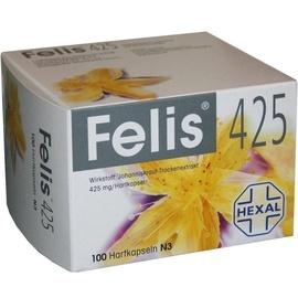 Hexal FELIS 425 mg Hartkapseln 100 St