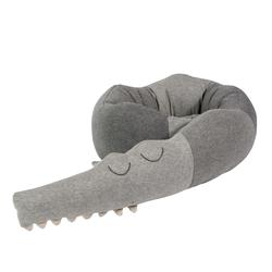 Sebra Gestricktes Kissen Sleepy Croc