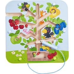 Magnetspiel Obstgarten bunt