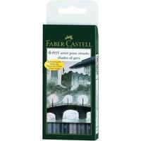 Faber-Castell 167104 Filzstift 6 Stück(e)