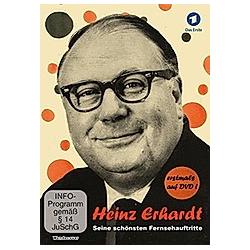 Heinz Erhardt - Seine schönsten Fernsehauftritte - DVD  Filme