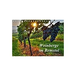 Weinberge im Remstal (Tischkalender 2021 DIN A5 quer)