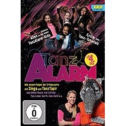KiKa Tanzalarm - Die 4. DVD - DVD  Filme