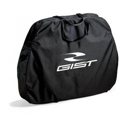 Gillette Fahrradkorb Fahrrad-Transporttasche für MTB/Racing schwarz, 12