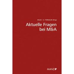 Aktuelle Frage von M&A als Buch von