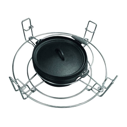 Set Schmortopf + Halterung zu Black J#Egg XL