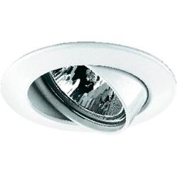 Paulmann 17953 Premium Einbauring Halogen GU5.3 50W Weiß