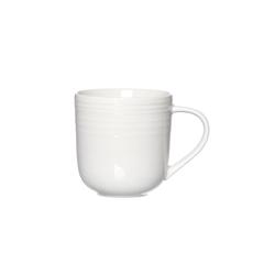 Ritzenhoff & Breker / Flirt Kaffeebecher Levi in weiß, 400 ml