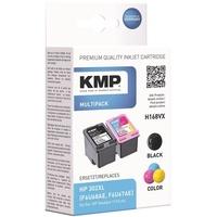 KMP H168V kompatibel zu HP 302XL CMYK