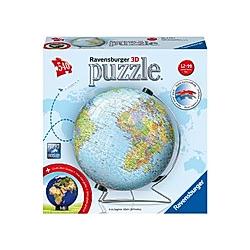 Globus in deutscher Sprache (Puzzle)