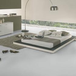 Wineo Laminat - 550 Silver hochglänzend - hochglänzender Laminatboden im Fliesenformat