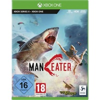 Maneater Xbox Series X USK: 16