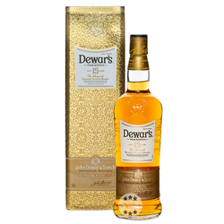 Dewar's 15 Jahre The Monarch Blended Scotch Whisky