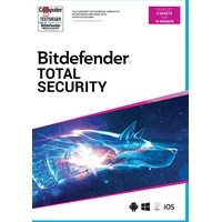 BitDefender Total Security 2021 / Deutsch