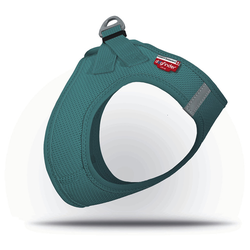 Curli Vest Geschirr Air-Mesh mint, Größe: XXXS