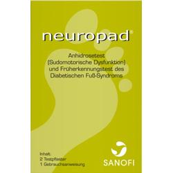 NEUROPAD Anhidrosetest