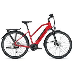 Raleigh E-Bike Kent 9, 9 Gang Shimano Alivio Schaltwerk, Kettenschaltung, Mittelmotor 250 W 53 cm