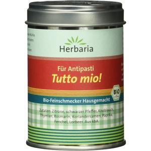 Herbaria Tutto mio! - Hausgemachtes für Antipasti, 65g