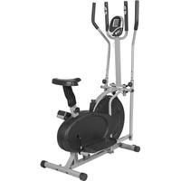 Gorilla Sports Crosstrainer silber/grau