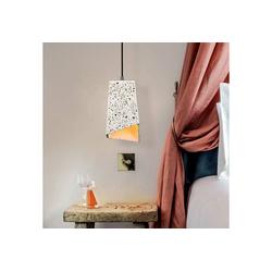 ZMH Pendelleuchte E27 hängeleuchte Beton Betonlampe vintage 11.5 cm x 29 cm