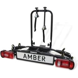 Pro-User Amber 2 - Fahrradträger -2 Fahrräder - Kippbar