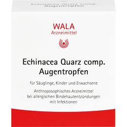 ECHINACEA QUARZ comp.Augentropfen 15 ml
