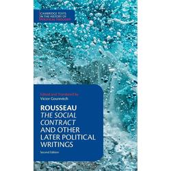 Rousseau als Buch von Jean-Jacques Rousseau