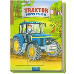 Puzzlebuch Traktor 74623 1St.