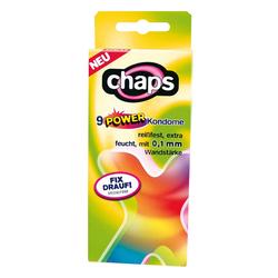 MedDevice chaps power (12 Kondome)