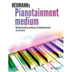 Pianotainment medium als Buch von