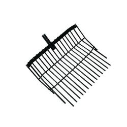 Dung Gabel »Mist« Ersatzgabel für Pferde Mistgabel · Metall