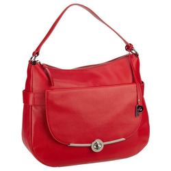 Picard Handtasche Sylt 9707, Beuteltasche / Hobo Bag rot