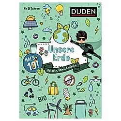Mach 10! Unsere Erde / Mach 10! Bd.2. Kristina Offermann  - Buch