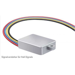 Signalverstärker für Hall-Signale