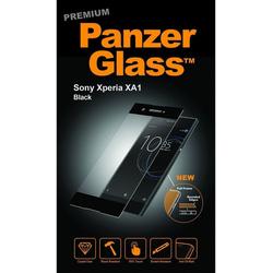 PanzerGlass Folie Sony Xperia XA1, Clear schwarz