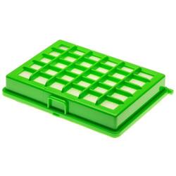 vhbw Staubsaugerfilter passend für Moulinex RO 5223 GA 4Q0, TW 2421 RA 4Q0 Staubsauger Hepa-Filter