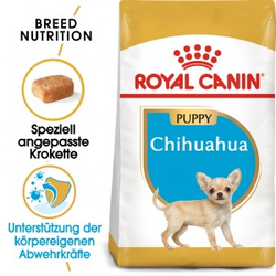 Royal Canin Puppy Chihuahua Hundefutter 2x 1,5kg