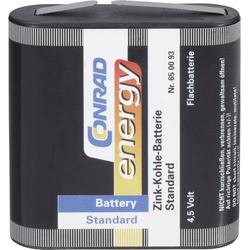 3LR12 Flach-Batterie Zink-Kohle 2000 mAh 4.5V