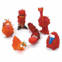 Karlie Hundespielzeug Latexspielzeug, Höhe: 10 - 14 cm