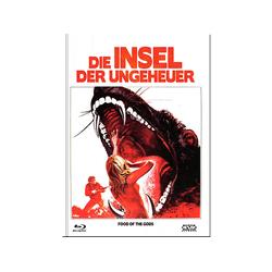 Insel der Ungeheuer Blu-ray + DVD