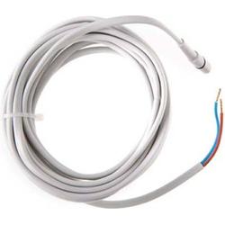 ESYLUX EC10430077 Strom Anschlusskabel Grau 1.00m