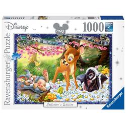 Ravensburger Puzzle Walt Disney Bambi Puzzle 1000 Teile, Puzzleteile