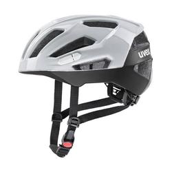 """Uvex Fahrradhelm Mountainbike-Helm """"Gravel-X"""" grau 52-57"""