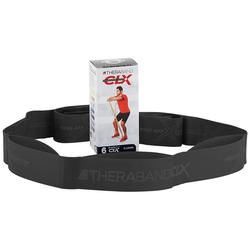 Thera Band CLX 11 Loop - Fitnessgummiband Black (Extreme)