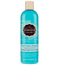 Hask Hawaiian Sea Salt Beach Shampoo 355 ml
